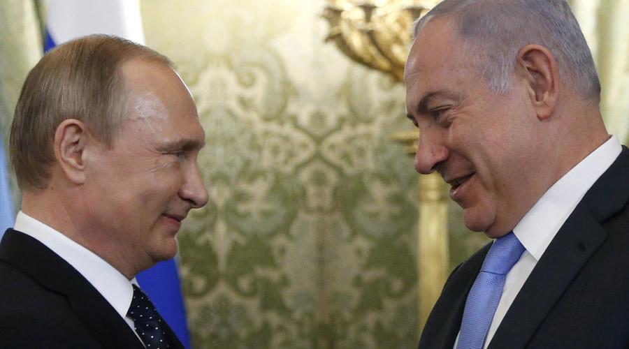 Netanyahu calls Putin to discuss Palestinian-Israeli peace talks revival