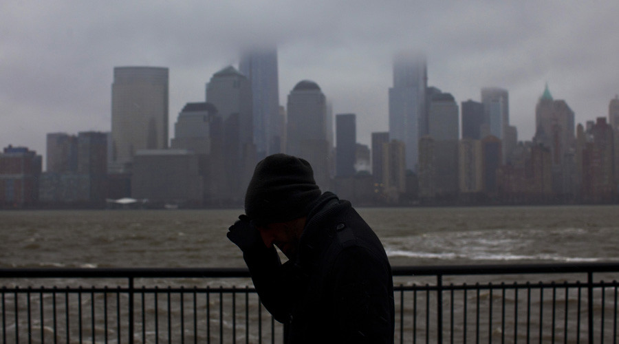 'Overworked & over-medicated: US ranks as third most depressed nation'