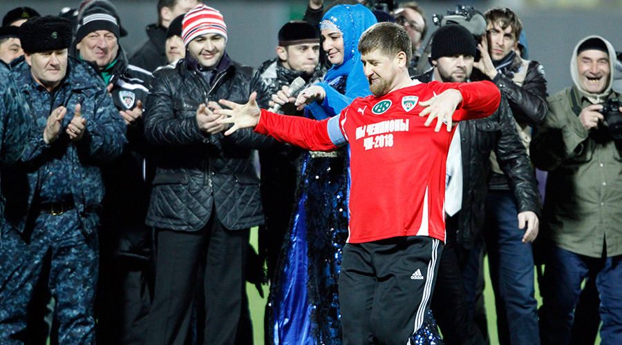 'We are fighting for right to hold a World Cup match in Chechnya' - Kadyrov
