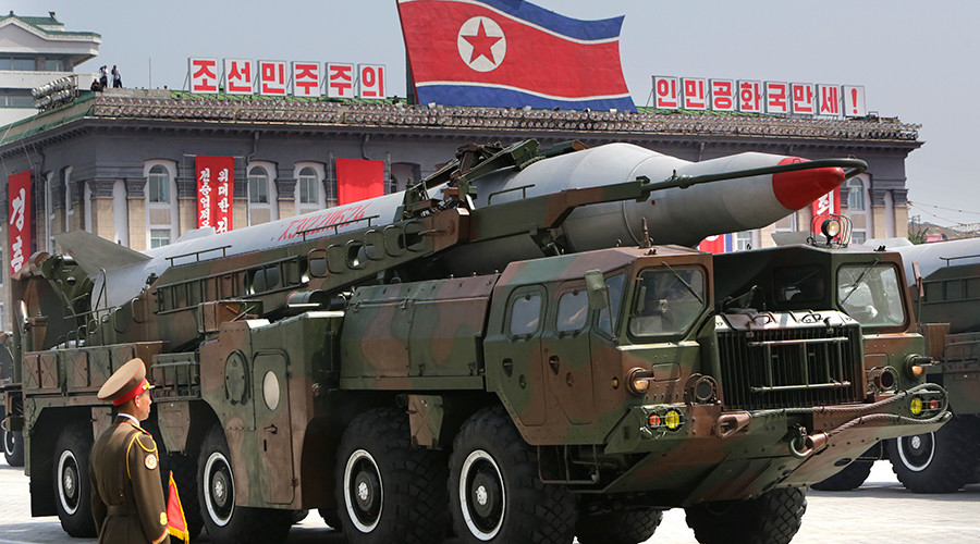 Washington's role in turning N. Korea into military garrison state