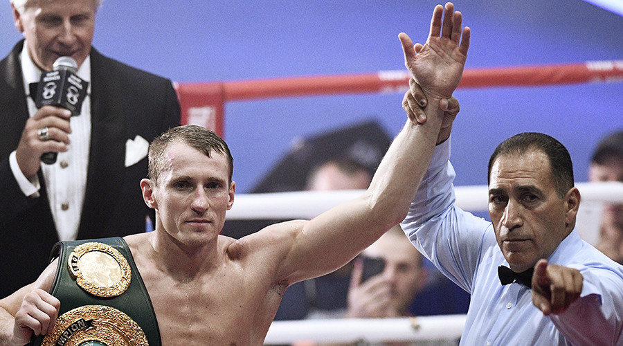 Crawford team expresses interest in Troyanovsky unification bout