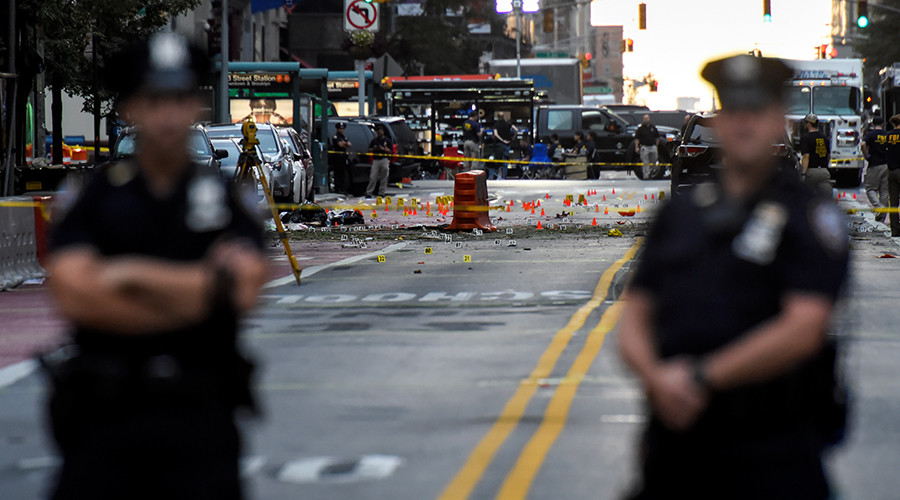 NYC blast: 'No matter what the cause is and who is behind it, the violence should be stopped'