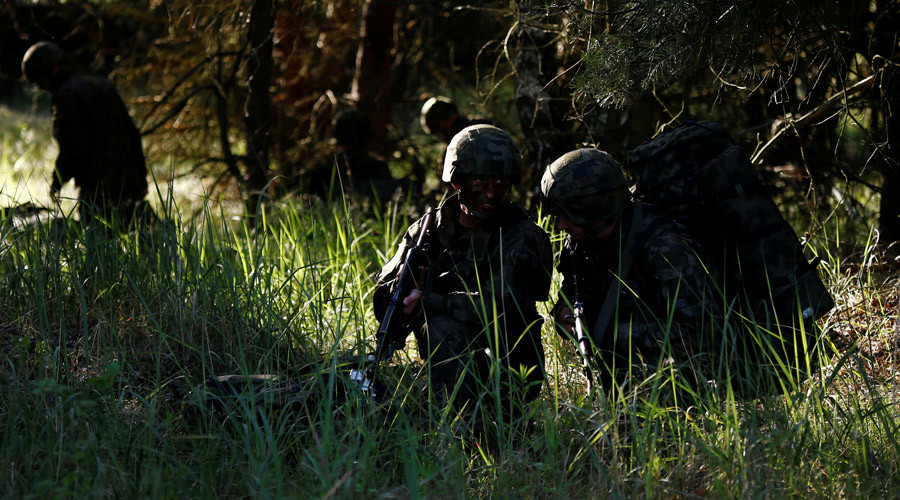 'Position of strength': NATO to deploy 4,000-strong 'deterrent' near Russia's borders by May