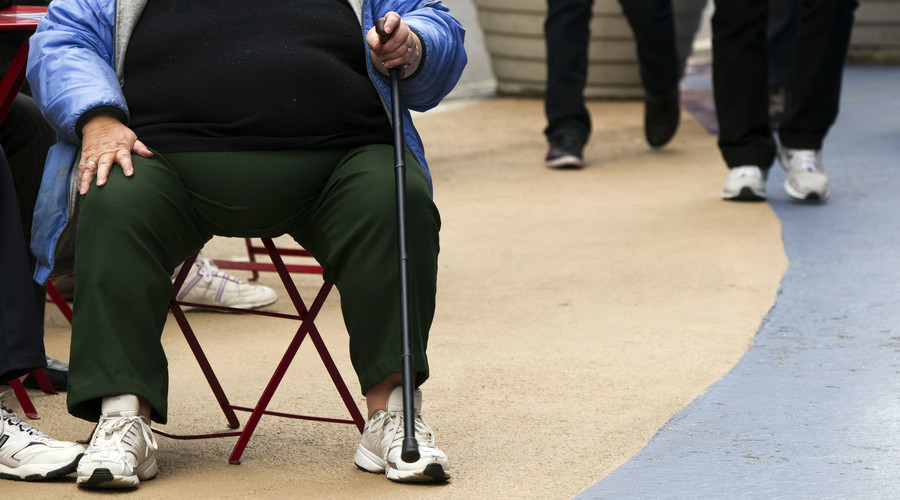 Rise in obese people being rescued by firefighters because they're too big to move