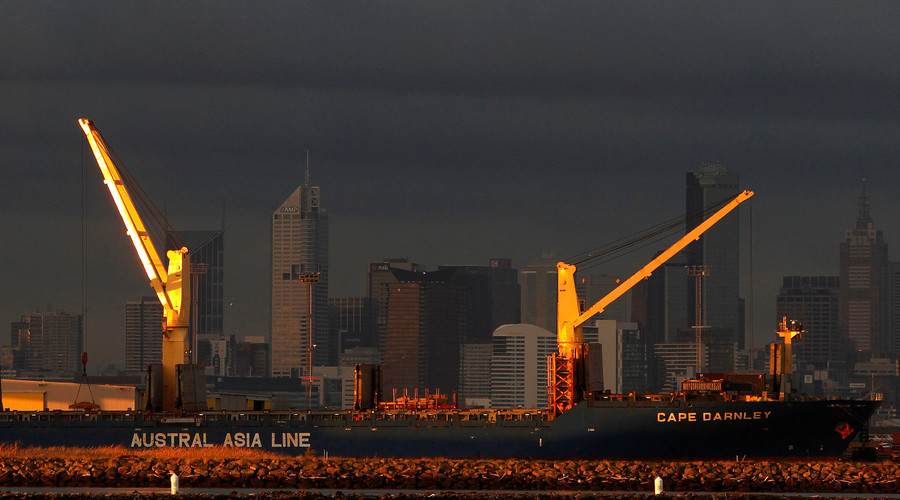 Australia's Port of Melbourne sold for $7.3bn to investors including Chinese