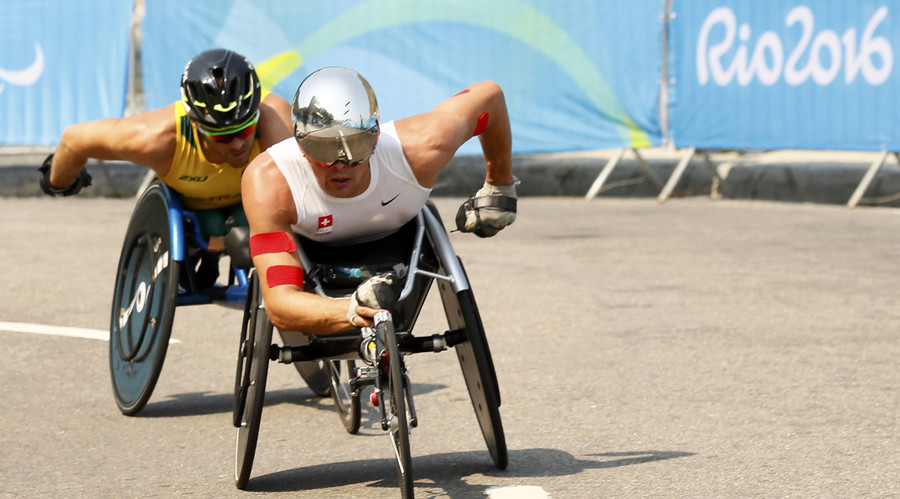Inspiring photos from the 2016 Paralympics that will make you want to hit the gym