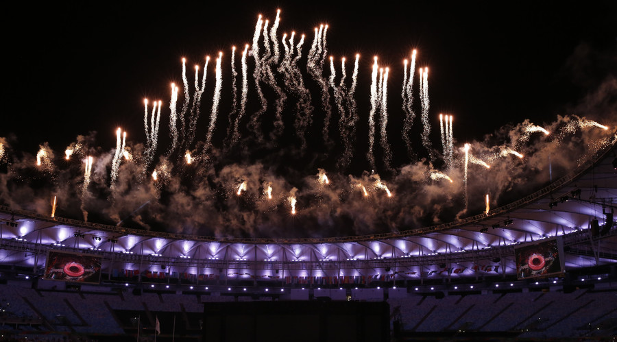 Paralympics closing ceremony a mix of celebration and sadness