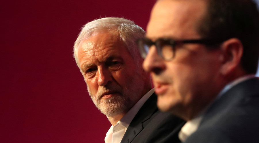 Israel has right to exist, but so do boycotts against it - Labour leader Corbyn