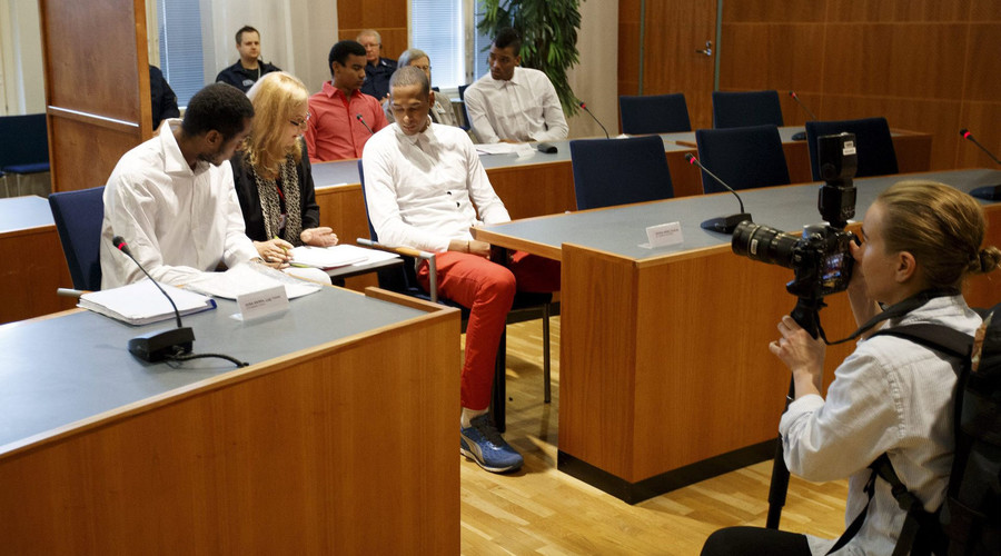 Cuban volleyball players convicted of rape in Finland