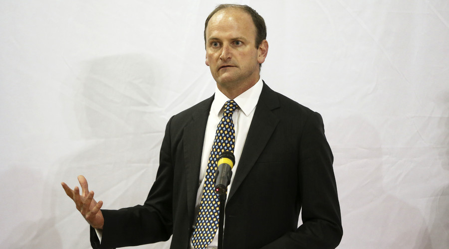 United Kingdom Independence Party MP Douglas Carswell © Neil Hall