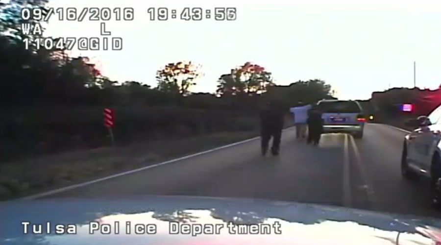 Police shooting of Terence Crutcher prompts federal investigation