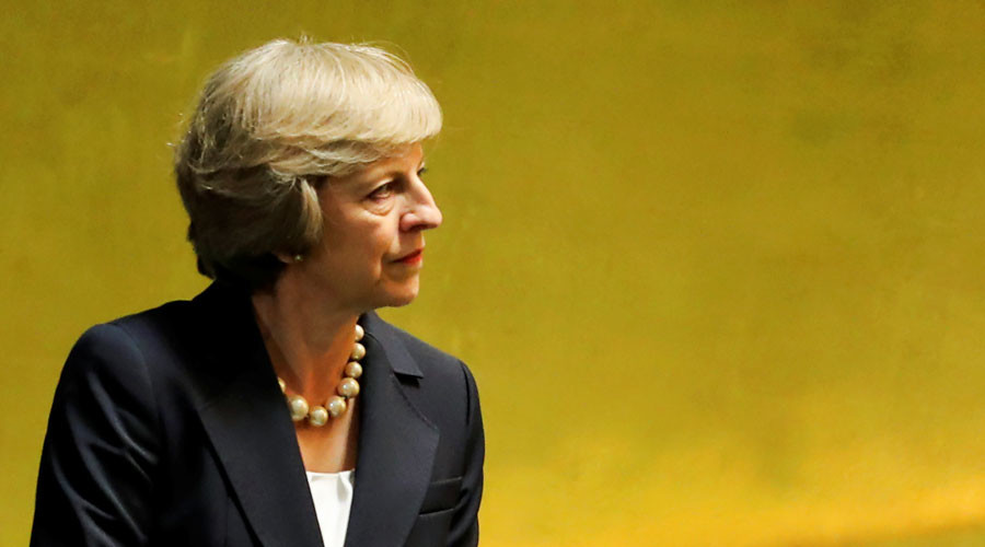 UK troops will be protected from Iraq War 'vexatious allegations' - Theresa May