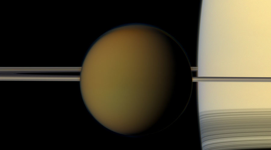 'Impossible clouds': NASA struggles to solve Saturn moon mystery