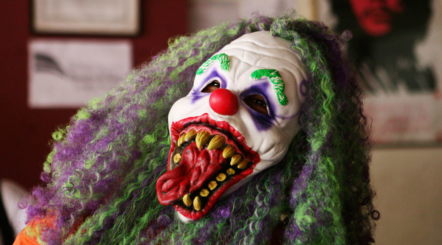 Teens charged with 'terroristic threats' after creepy clown abduction posts on Facebook