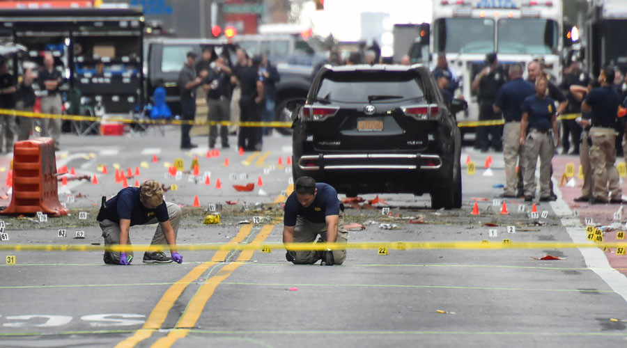 Authorities look for men who took suitcase, left 2nd Chelsea bomb unexploded