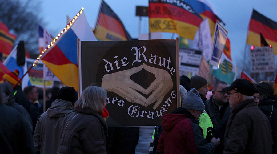 Anti-refugee PEGIDA leader flees Germany due to 'persecution,' seeks shelter in Tenerife