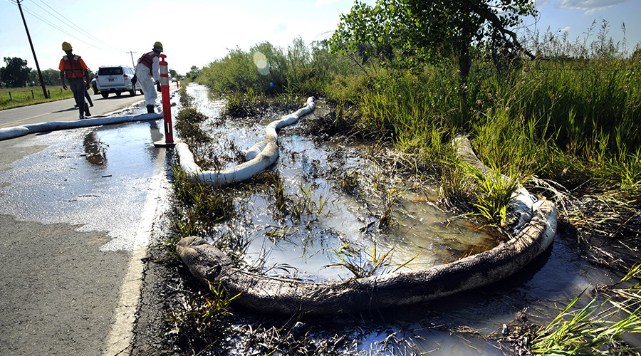 'Drop in the bucket': ExxonMobil to pay $12mn in oil spill settlement