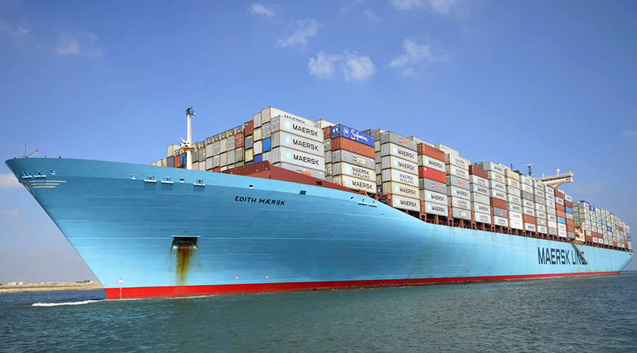 Danish conglomerate Maersk to split into two separate units