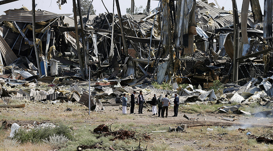 Britain to send £100mn in aid to war-torn Yemen... while selling £3bn in arms to Saudis