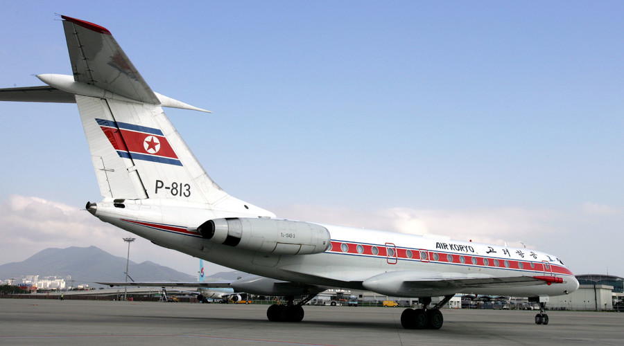 A North Korea's Air Koryo aircraft © Lee Jae Won