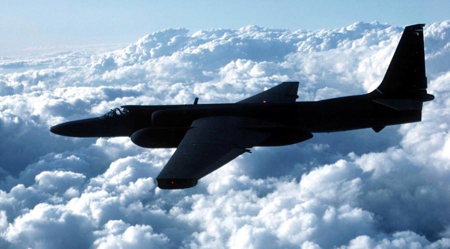 A U.S. U-2 spy plane © Reuters
