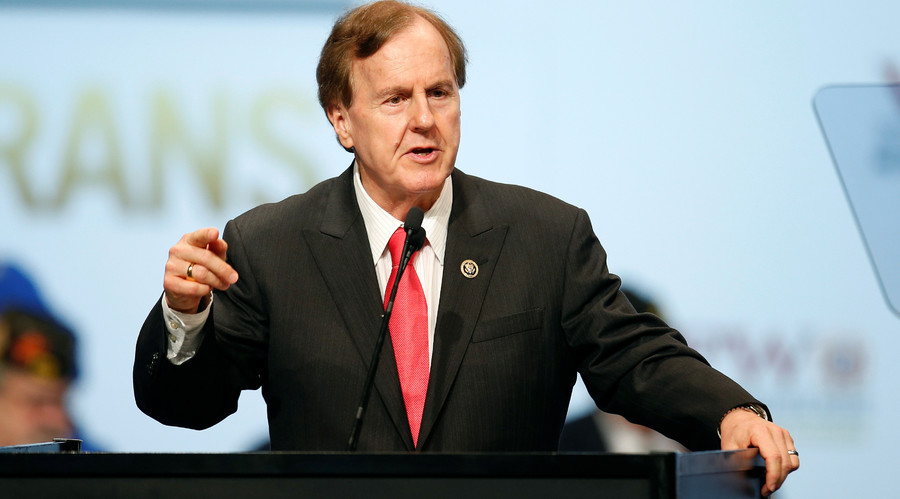 U.S. Representative Robert Pittenger © Chris Keane