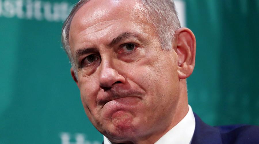 Israeli Prime Minister Benjamin Netanyahu © Andrew Kelly