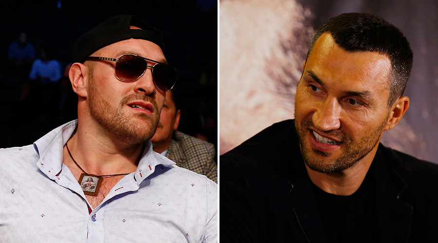 Tyson Fury refuses drug tests after postponing rematch with Klitschko - report