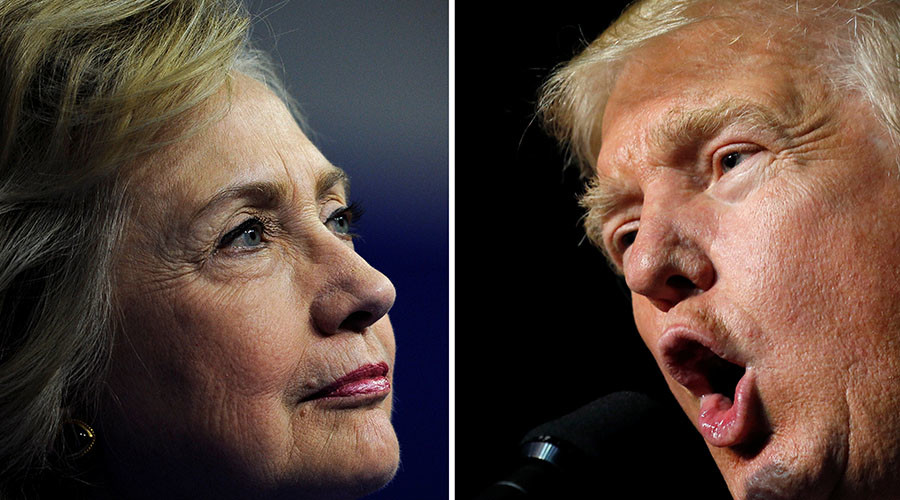 Clinton vs Trump: First 2016 presidential debate
