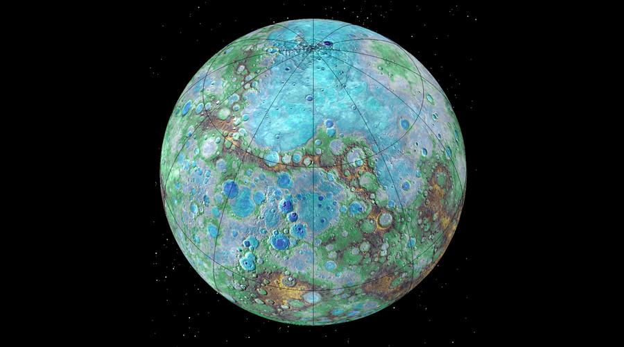 Mercury still has earthquakes and shrinks by the day - NASA