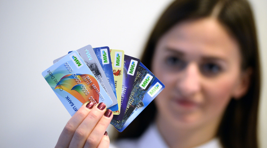 Russia's Mir credit card to go European
