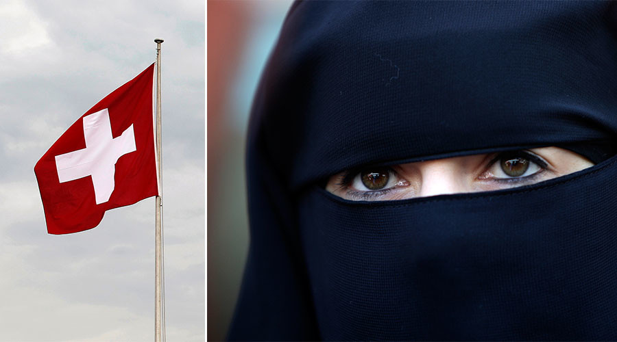 Swiss parliament paves way for nationwide burqa ban
