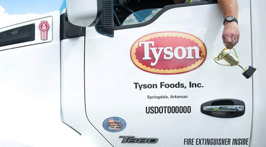 Tyson Foods recalls chicken nuggets due to presence of 'hard, white plastic'