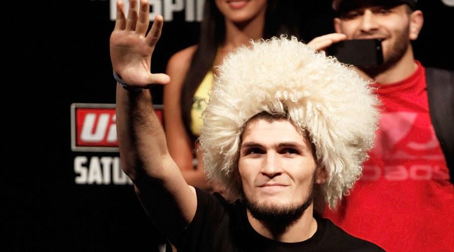UFC fighter Khabib Nurmagomedov © Nacho Doce