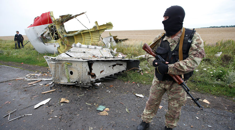 Int'l MH17 crash investigation 'politically deficient, defective by process'