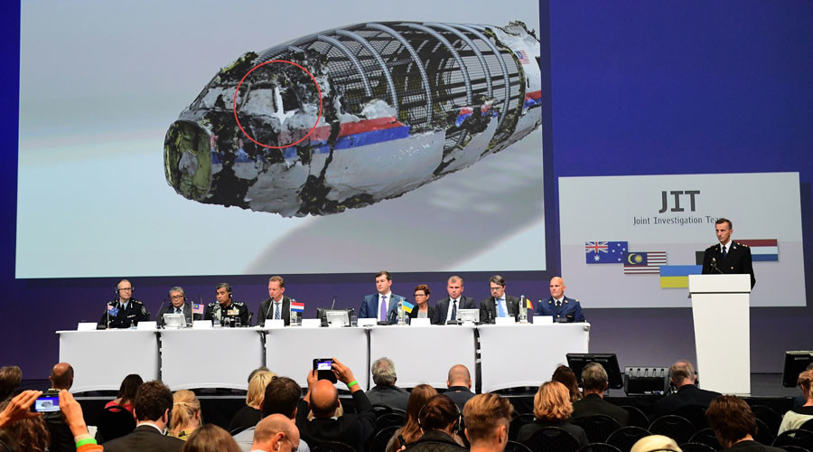 MH17 int'l probe's only sources are Ukrainian intel & internet - Russian MoD