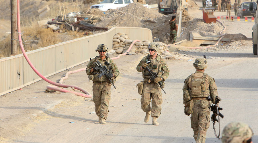 600 more US troops to be deployed to Iraq to recapture Mosul – Pentagon chief