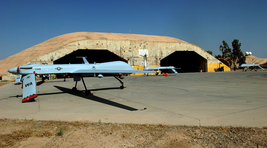 Key US drone hub in Africa doubles in price to $100mn – report