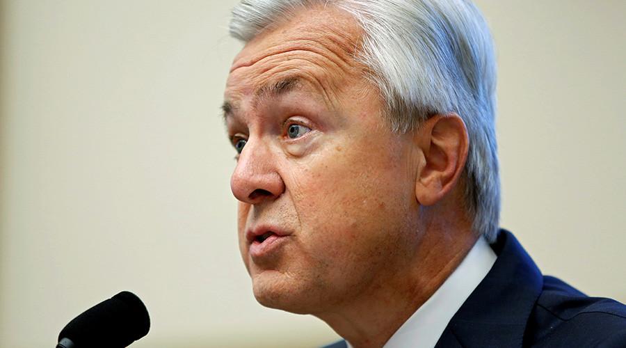 Wells Fargo CEO John Stumpf © Gary Cameron