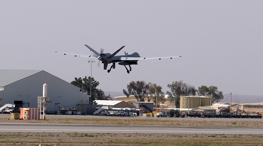 UN condemns killing of at least 15 civilians in US drone strike in Afghanistan