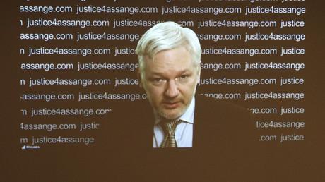 WikiLeaks founder Julian Assange © Neil Hall