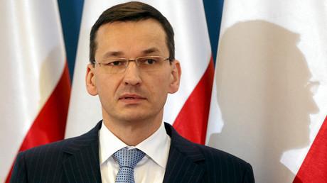 Polish deputy PM Mateusz Morawiecki © Kuba Atys