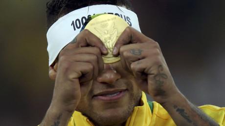 Neymar of Brazil © Ueslei Marcelino