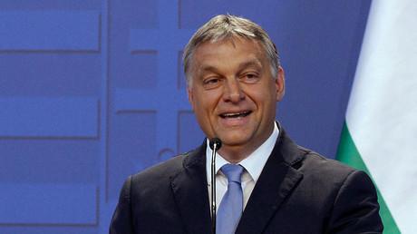 Hungarian Prime Minister Viktor Orban. ©AFP