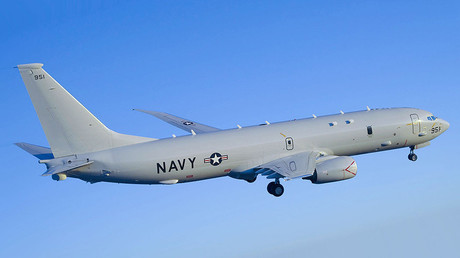 P-8A Poseidon © U.S. Navy photo by Greg L. Davis