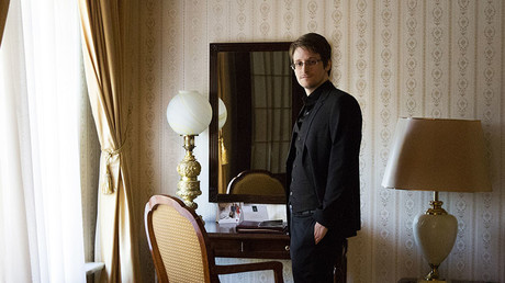 Former US intelligence contractor and whistle blower Edward Snowden. ©Dagens Nyheter