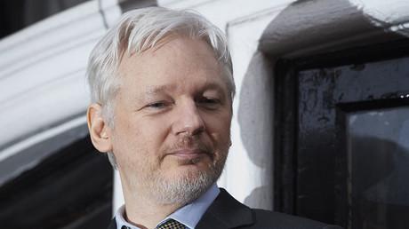WikiLeaks founder Julian Assange. ©Niklas Halle'n