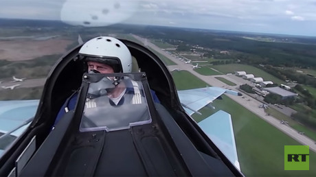 Russian Army Forum in 360: Compilation of best moments from the skies & on the ground