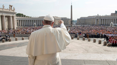 Pope Francis © Osservatore Romano