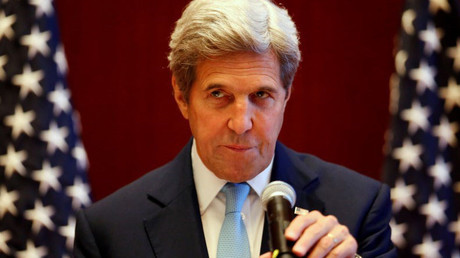 U.S. Secretary of State John Kerry. © Jorge Silva